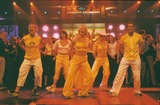 Faye Tozer Photo - Steps Group at Top of the Pops London Members Claire Richards Faye Tozer Lisa Scott-lee Ian H Watkins and Lee Latchford-evans Photo by Alpha-Globe Photos Inc