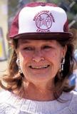 Colleen Dewhurst Photo - 1989 Colleen Dewhurst Photo by Adam Scull-rangefinders-Globe Photos