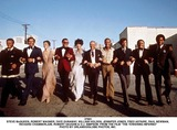 Steve Mcqueen Photo - Steve Mcqueen Robert Wagner Faye Dunaway William Holden Jennifer Jones Fred Astaire Paul Newman Richard Chamberlain Robert Vaughn  Oj Simpson From the Film the Towering Inferno Photo by OrlandoGlobe Photos Inc