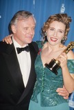 Anthony Hopkins Photo - Anthony Hopkins with Emma Thompson at the 65th Annual Academy Awards Oscars 1993 L5162mf Photo by Michael Ferguson-Globe Photos Inc