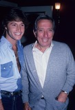 Andy Williams Photo - Andy Gibb with Andy Williams Photo by Alan Adler-Globe Photos Inc