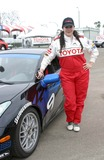 Liza Snyder Photo - Liza Snyder - 2004 Toyota Procelebrity Race - Press Day - Long Beach CA - 04062004 - Photo by Nina PrommerGlobe Photos Inc2004