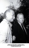 Carroll OConnor Photo - Norman Lear and Carroll Oconnor Attend a Cocktail Party Hosted by Author Irving Wallace in Honor of Ralph Nader 1973 Globe Photos Inc