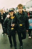 Ewan Mcgregor Photo - Ewan Mcgregor with Wife Eve at British Grand Prix 1998  Silverstone 1998 Photo by Alpha-Globe Photos Inc