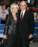 Alan Greenspan Photo - Alan Greenspan and Wife Andrea Mitchell at David Letterman Show Date 10-09-07 Photos by John Barrett-Globe Photosinc