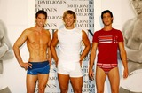 Ian Thorpe Photo - Ian Thorpe (Olympic Swimmer) Launch of His Own Range of Underwear Department Store of David Jones Sydney Australia 10292003 Photo Bydave MorganalphaGlobe Photos Inc 2003