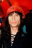 Aerosmith Photo - Steven Tyler (Aerosmith) Press Conference Before Uk Tour Photo Uppa  Ipol  Globe Photos Inc 1993 127