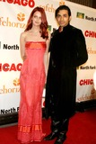 Anand Jon Photo - LYDIA HEARST AND ANAND JONK50754MLCHICAGO CELEBRATES ITS 10TH YEAR ON BROADWAY WITH A GALA BENEFIT PERFORMANCE BENEFITTING SAFEHORIZONS ORGANIZATION THE AMBASSADOR THEATER  NEW YORK CITY 11-14-2006PHOTO MITCHELL LEVY  RANGEFINDERS  GLOBE PHOTOS INC  2006