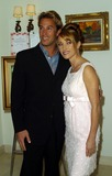 Dan Cortese Photo - Dan Cortese and Jane Seymour - City Hearts Fundraiser at the Truffle Dinner - Estate of Jane Seymour Malibu CA - February 01 2003 - Photo by Nina PrommerGlobe Photos Inc2003