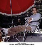 Paul Newman Photo - Paul Newman Photo by Gene Lasser Globe Photos Inc