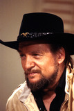 Waylon Jennings Photo - Waylon Jennings Photo by Donald SandersGlobe Photos Inc