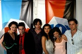 Adam Busch Photo - 2004-2005 Fox Upfront Presentation the Boathouse Central Park New York City 05202004 Photorick Mackler  Rangefinders  Globe Photosinc 2004 the Cast of the Jury (Shaolm Harlow Adam Busch Bill Burke Cote DE Pablo and Jeff Hephner)