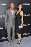 Russell Simmons Photo - Russell Simmons Hana Nitsche attending the Los Angeles Premiere of Pain and Gain Held at the Tcl Chinese Theatre in Hollywood California on April 22 2013 Photo by D Long- Globe Photos Inc