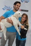 Jessie James Photo - Eric Jessie James Decker Join Purina to Kick Off National Pet Month with Paw It Forward Movement at the Flatiron Pedestrian Plaza 5-1-2015 John BarrettGlobe Photos
