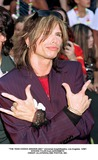 Aerosmith Photo - The Teen Choice Awards 2001 Universal Amphitheatre Los Angeles 1281 Steven Tyler From Aerosmith Credit AllstarGlobe Photos Inc