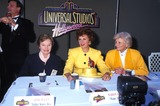 Jane Wyatt Photo - Janewyattretro L1481 1991 Jimmy Oneill Jane Wyatt Marion Ross Barbara Billingsley Photo by Craig Skinner-Globe Photos
