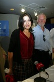 Andrea Corr Photo - Andrea Corr Bernard Hill Toronto International Filmfest Press Conference the Boys From County Clare Hotel Delta Chelsea Toronto Canada September 13 2003 Photo by Alec MichaelGlobe Photos Inc 2003
