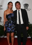 Andre Agassi Photo - Marisol Thomas Rob Thomas Singer and Wife Andre Agassi Foundation For Educations 15th Grand Slam For Children Benefit Concert - Red Carpet the Wynn Las Vegas 10-09-2010 Photo by Graham Whitby Boot-alstar-Globe Phtos Inc 2010