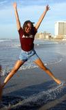 Erika Harold Photo - Sd0922 Miss America Beach Photoshoot Atlantic City Beachnj Photojohn BarrettGlobe Photos Inc 2002 Erika Harold Miss America 2003