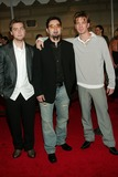 JC Chasez Photo - Peoples Choice Awards at Pasadena Civic Auditorium Pasadena CA Lance Bass Chris Kirkpatrick and Jc Chasez of Nsync Photo by Fitzroy Barrett  Globe Photos Inc 1-13-2002 K23814fb (D)