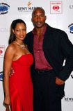 Beyonce Photo - - Beyonce New Album Party For Dangerously in Love - Mondrian Hotel West Hollywood CA - 06242003 - Photo by Ed Geller  Egi  Globe Photos Inc 2003 - Garcelle Beauvais Nylon and Henry Simmons