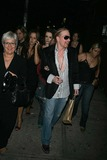 AXEL ROSE Photo - Celebrities Leaving Post-vma Parties Midtown 08-31-2006 Photos by Rick Mackler Rangefinder-Globe Photos Inc2006 Axel Rose