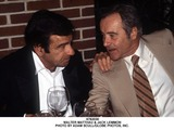 Walter Matthau Photo - Walter Matthau  Jack Lemmon Photo by Adam ScullGlobe Photos Inc