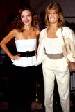 Heather Locklear Photo - Jane Seymour with Heather Locklear 1984 13184 Photo by Phil Roach-ipol-Globe Photos Inc