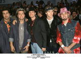 NSYNC Photo - 2000 Mtv Movie Awards at Sony Pictures Studios CA Nsync Photo by Fitzroy BarrettGlobe Photos Inc 6-3-2000