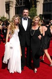 Jillie Mack Photo - Hannah Selleck Tom Selleck and Jillie Mack During the 59th Annual Prime Time Emmy Awards Held at the Shrine Auditorium on September 16 2007 in Los Angeles Photo Michael Germana-Globe Photos Inc2007