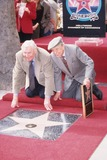 Andy Griffith Photo - Andy Griffith with Don Knotts Don Knotts Star on the Hollywood Walk of Fame in Los Angeles  California 2000 K17432mr Photo by Milan Ryba-Globe Photos Inc