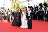 Arielle Dombasle Photo - Marisa Berenson Audrey Marnay Arielle Dombasle and Farida Khelfa Nebraska Premiere 66th Cannes Film Festival Cannes France May 23 2013 Roger Harvey
