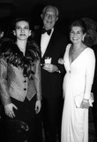 Paloma Picasso Photo - Casita Maria Gala Photo by Rose Hartman-Globe Photos Paloma Picasso with Leona Helmsley and Husband