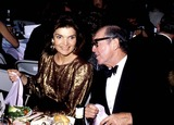 Jacqueline Kennedy Onassis Photo - Jacqueline Kennedy Onassis and Frank Taplin Photo BystaffordGlobe Photos Inc 1980 Jacquelinekennedyonassisretro