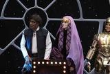 AL ROCKER Photo - AL Rocker Natalie Moraleskate Lee Gifford Halloween on NBC Today Show on Rockfeller Plaza 10-30-09 Photos by John Barrett-Globe Photosinc2009