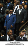 Aaliyah Photo - Aaliyah Funeral Church of St Ignatius Loyola NYC 083101 Mike Tyson Photo by John BarrettGlobe Photos Inc