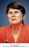 Janet Reno Photo - 31 Jul 96 Janet Reno Photo by Romauld MeigneuximapressGlobe Photos Inc