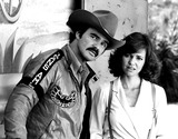 Burt Reynolds Photo - Burt Reynolds and Sally Field in a Scene From Smokey and the Bandit Supplied by SmpGlobe Photos Inc