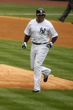 Andrew Jones Photo - Andrew Jones at Yankees Vs Minnesota Twins Game at Yankee Stadium Bronx New York 04-07-2011 Photo by John BarrettGlobe Photos Inc
