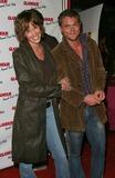 Ashley Scott Photo - Ashley Scott and Clayne Crawford - Glamour Dont Party - Shakeys Pizza Hollywood CA - 05082003 - Photo by Nina PrommerGlobe Photos Inc2003