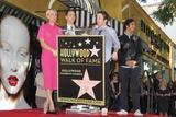Kunal Nayyar Photo - Kaley Cuoco Honored with Star on the Hollywood Walk of Fame 6621 Hollywood Blvd Hollywood CA 10292014 Kaley Cuoco Kunal Nayyar Jim Parsons and Melissa Rauch Clinton H WallaceGlobe Photos Inc