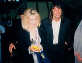 Heather Locklear Photo - Saturday Night Live Party in New York City 1994 Heather Locklear and Richie Sambora Photo by John Barrett-Globe Photos Inc
