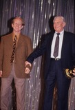 Andy Griffith Photo - Ron Howard with Andy Griffith Natpe Lifetime Achievement Award 1992 L2546 Photo by John Barrett-Globe Photos Inc