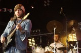 Badly Drawn Boy Photo - Badly Drawn Boy Ben  Jerrys Sundae on the Common Clapham Common London A19352 062446 07-29-2006 Photo by Kate Green-alpha-Globe Photos Inc
