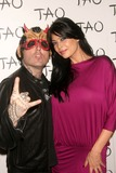 Tera Patrick Photo - Tera Patrick Hosts Halloween at Tao Nightclub  Venetian Hotel and Casino Las Vegas NV 10-31-2008 Photo by Ed Geller-Globe Photos Tera Patrick and Evan Seinfeld