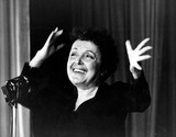 Edith Piaf Photo - Edith Piaf Photo by Agence DalmasGlobe Photos Inc