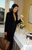 Jimmy Choo Photo - Jimmy Choos Oscar 2002 Collection Photo by Amy GravesGlobe Photos Inc 2002 Kelly Hu and Jimmy Choo Shoes