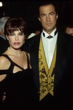 Kelly LeBrock Photo - Steven Seagal with Kelly Lebrock Photo by Tom Rodriguez-Globe Photos Inc