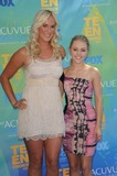Bethany Hamilton Photo - Bethany Hamilton Annasophia Robb attending the 2011 Teen Choice Awards Arrivals Held at Universal Studios Amphitheatre in Universal City California on 8711 Photo by D Long- Globe Photos Inc