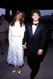 Kirk Cameron Photo - Kirk Cameron with Girlfriend Chelsea Noble 1990 Photo by Bob NobleGlobe Photos